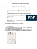 05. GIMP. Herramientas de Selección