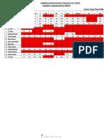 1st Schedule 9A Result Sheet