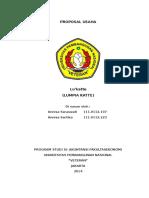 Proposal Kewirus Lumpia Katte 2