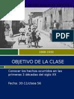 Los Primeros 30 Años Del Siglo Xx en Chile