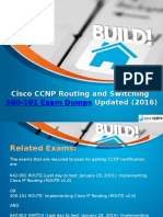 [2016-17] Cisco CCNP Routing and Switching 300-101 Exam Dumps