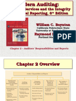 Ch02 Auditors' Responsibilities and Report