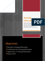 0-NursingInformaticsPastPresentFuture.ppt