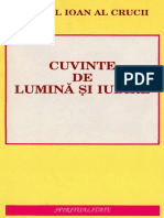 Sf. Ioan Al Crucii - Cuvinte de Lumina Si Iubire PDF