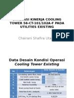 Evaluasi Kinerja Cooling Tower 56-Ct-101