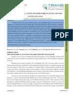 1. Env Eco - Ijeefus - Damaturu District a Study of Its Pre-emirate Status _1922-1994