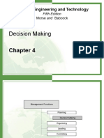 EMTSession5DecisionMaking.ppt