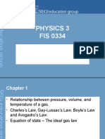 Chap 3 W5 Ideal Gas Law Cheong