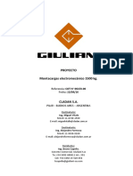 Cot 06153-00 - Cladan s.a. - Montacargas