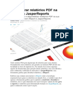 Jasper Reports