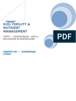 Biofertilizers Assignment PDF by Lodha