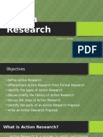 Action Research (AR)
