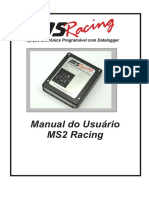 Manual MS2 Racing