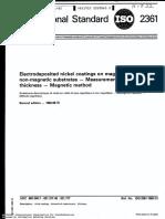 ISO 2361 - -1982 Electrodeposted Nickel coating.pdf