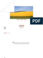 Skåne - Brand audit 2010