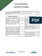 Msds Lubrax Industrial Op-38-Em