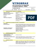 Msds Lubrax Md-400