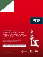 1 Desafios de La Democracia en El Mundo