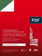 2 Teoría y Filosofía Politica
