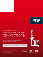 11.Sociedad Civil, Dem Participativa y Nuevos Actores Políticos