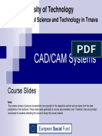 CADCAM Slides