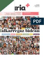 024. Geuria aldizkaria - 2016 ale berezia