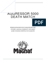 Aggressor 5000 DM_Manual