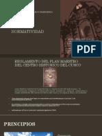 Normativa Centro Historico - Diseño 6 Revisado