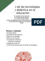 2. Impacto de Las Tecnologías y Didáctica en La Educación