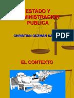 El Estado y Adm Publica