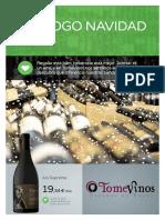 Catalogo Navidad TomeVinos 2016 - Alcobendas