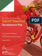 Bikeshare Development Plan
