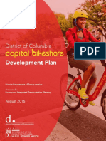Bikeshare Development Plan