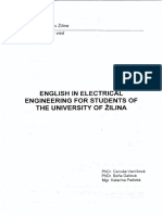 English in Electrical Engineering
