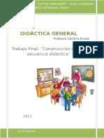 Trabajo Didáctica General