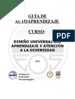 Guía de Autoaprendizaje y Evaluacion d u a Revisión 2015