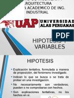 exposicion Hipotesis