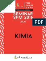 KIMIA July Seminar