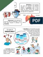 Cartilha Diabetes - AAAHD