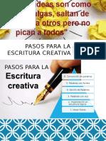 SEIS PASOS ESCRITYRA CREATIVA_SEMANA1.pptx