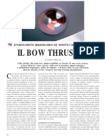 determination of BowThruster