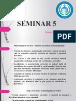 Seminar 5 Marketing in Cadastru