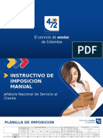 Presentacion Instructivo de Imposicion Manual (1)