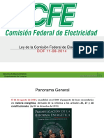 Nueva Ley Cfe (27-Sept-16)