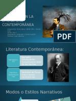 Narrador en la literatura contemporánea.pptx