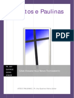 02 Uma Viagem Pelo Novo Testamento - Atos e Paulinas