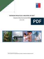 Propiedad Intelectual e Industrial en Chile