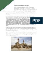 Planta Termoelectrica de Chilca