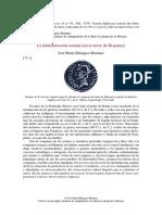 La Administracin Romana en El Norte de Hispania 0