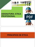 Principios de Etica